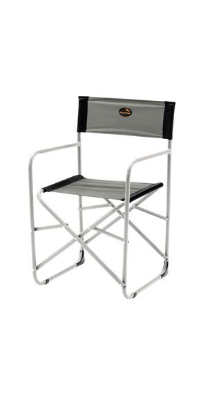 Easy Camp vouwstoel director chair grijs/zwart